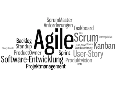 Agile tag cloud