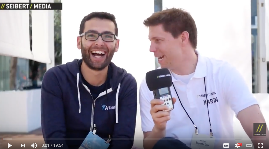 AtlasCamp 2016 Interview with Sherif Mansour