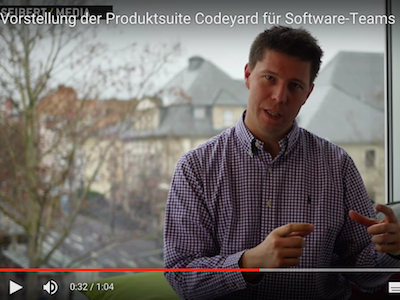Codeyard introduction by Martin Seibert
