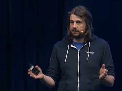 Atlassian Summit 2016 Keynote