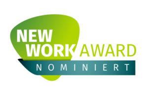 XING New Work Award - Nominated
