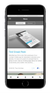 Linchpin Mobil App