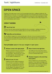 OpenSpace Handout English