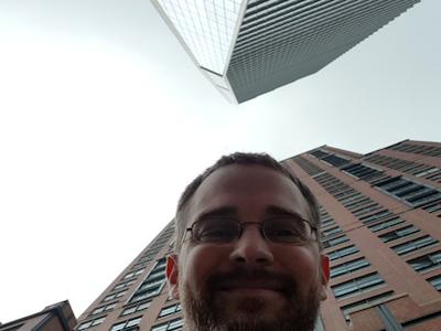 Torsten goes NYC