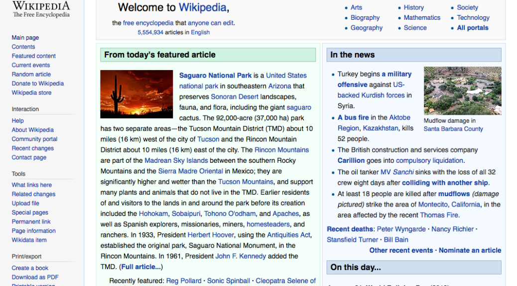 Wikipedia is not an intranet.