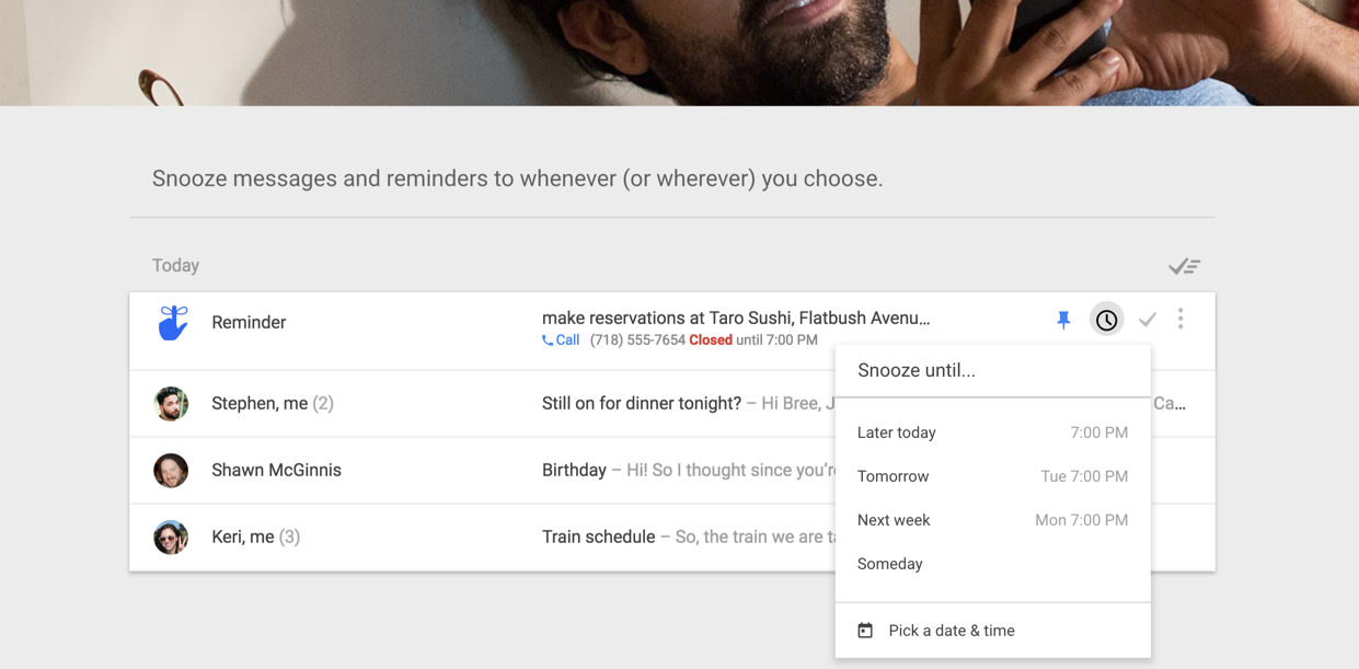Comparing Google Inbox to the new Gmail | News, tips