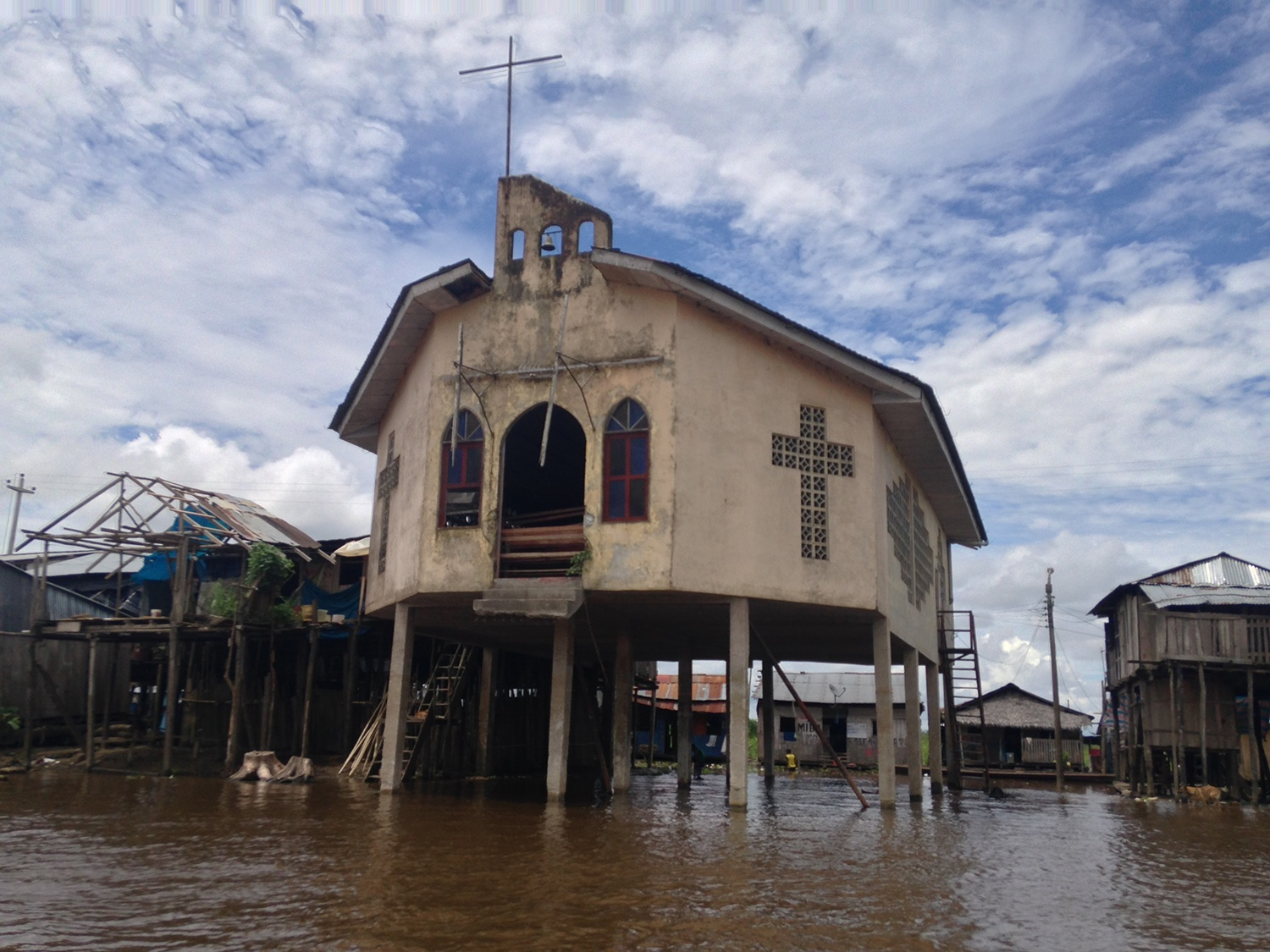 "Belen (Peru), ""Venice of the poor"""