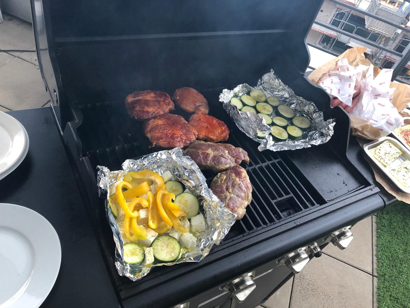 BBQ at //SEIBERT/MEDIA