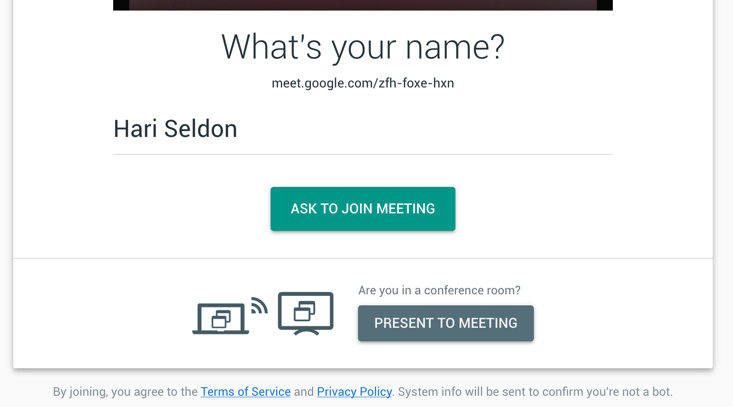 Better meetings with Google G Suite: Attendance Permission