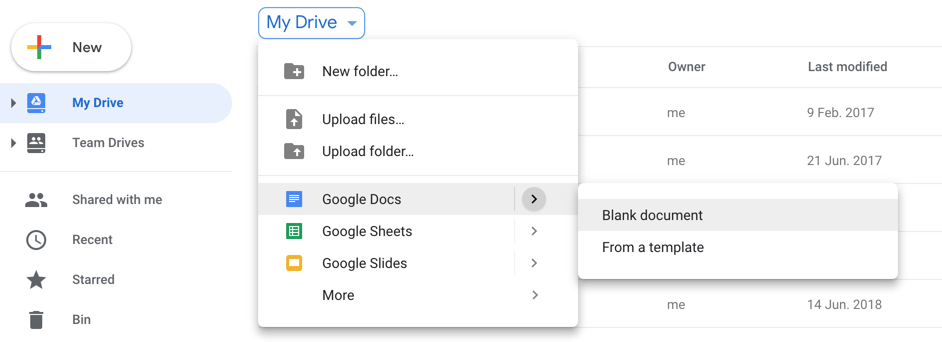 Create better meetings with Google G Suite: Docs