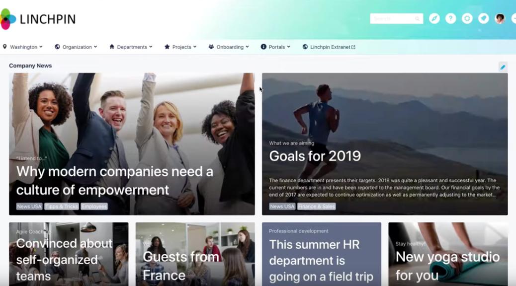 Linchpin Enterprise News - full image design