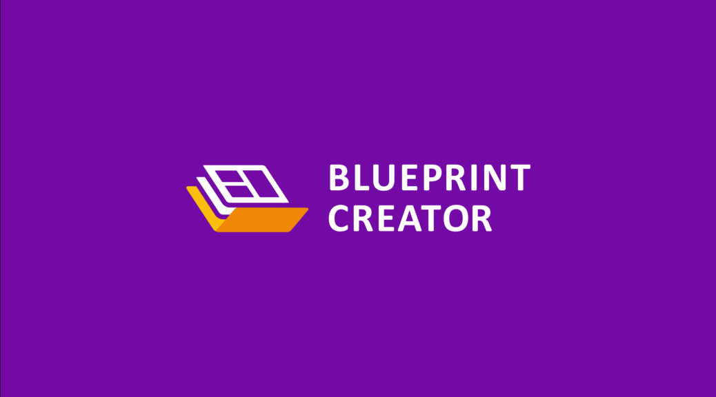 Blueprint Creator