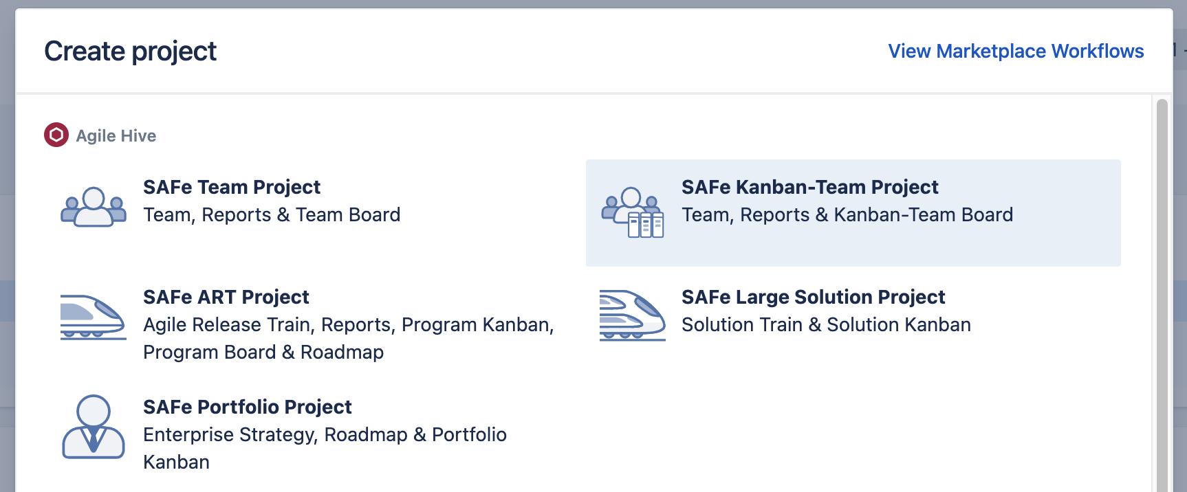 SAFe Kanban Teams