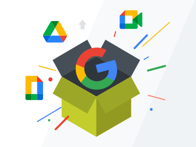 Benefits of Google Workspace